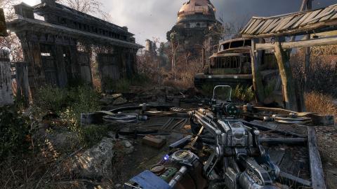 E3 2017 : Metro Exodus ne sera pas un open world