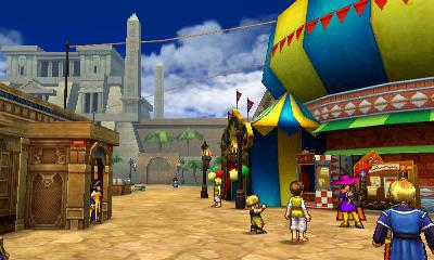 Dragon Quest XI fait le plein d'images