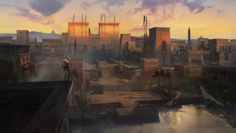 Jaquette de Assassin's Creed Origins : Les développeurs nous livrent des détails - E3 2017