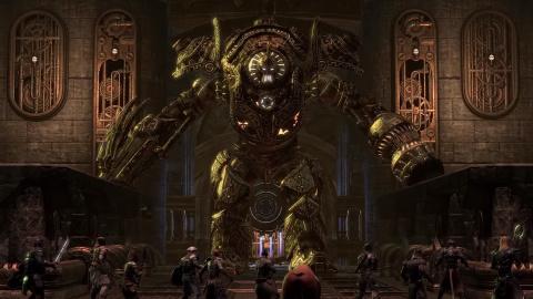 Jaquette de E3 2017 : The Elder Scrolls Online tease ses deux prochains DLC