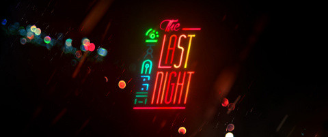 The Last Night sur PC