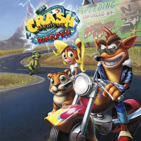 Trophées & succès Crash Bandicoot 3 : Warped