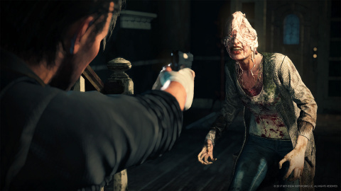 "Shinji Mikami : The Evil Within 2, ""plus proche de Resident Evil 1"""