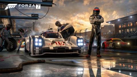 E3 2017 : Forza Motorsport 7, la claque graphique de Xbox