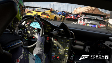 Forza Motorsport 7, comptez plus de 100 Go pour de la 4K sur Xbox One X