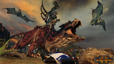 Jaquette de Total War : Warhammer II prend date et détaille sa collector