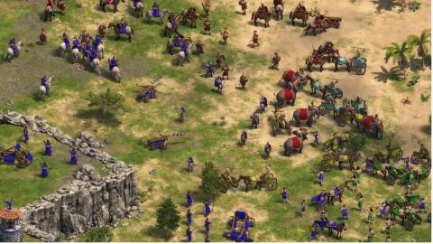 Age of Empires : Definitive Edition - L'un des rois du RTS revient en HD - E3 2017