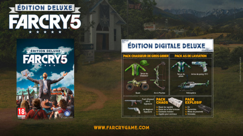 Le premier trailer de gameplay de Far Cry 5