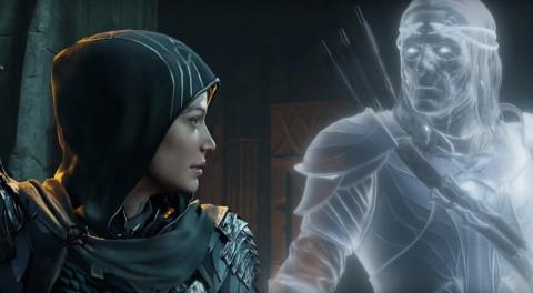 Jaquette de  La Terre du Milieu : L'Ombre de la Guerre - Une cinématique du premier DLC - E3 2017