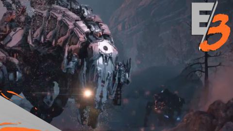 Horizon Zero Dawn - The Frozen Wilds se présente en vidéo - E3 2017