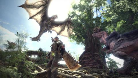 E3 2017 : Monster Hunter World, des infos sur le jeu, 30 fps visés sur toutes les plateformes