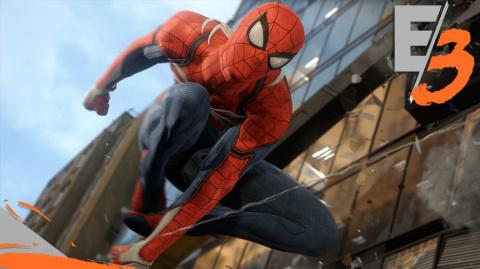 E3 : Spider-Man, une séquence de gameplay impressionnante !