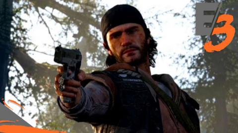 Jaquette de Days Gone : près de 10 minutes de gameplay haletantes - E3 2017