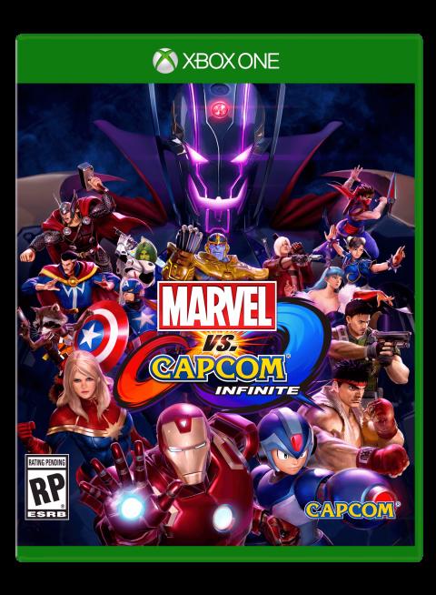 Marvel vs. Capcom Infinite sur ONE