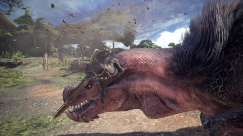 E3 2017 : Monster Hunter World annoncé