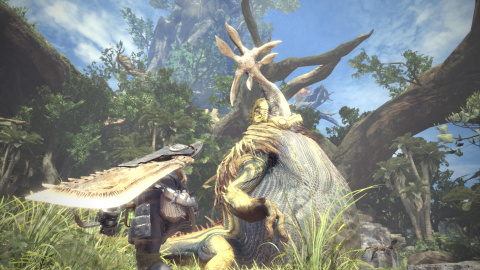 PGW 2017 : Monster Hunter World sera jouable sur le salon