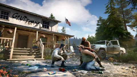 E3 2017 : Far Cry 5 - Moins exotique, plus classique, mais toujours convaincant