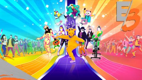 Jaquette de Bouge ton corps avec Just Dance 2018 : E3 2017
