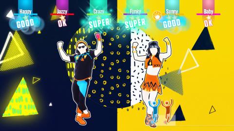Bouge ton corps avec Just Dance 2018 : E3 2017