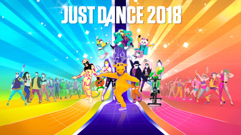 Just Dance 2018 sur WiiU