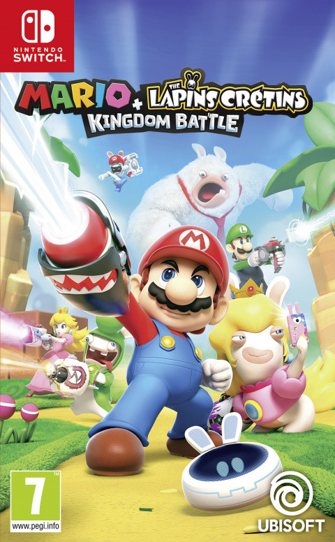 Mario + The Lapins Crétins : Kingdom Battle + [DLC] + [UPDATE]