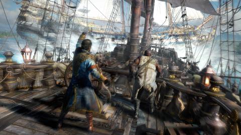 Skull and Bones : De nouvelles infos sur le serpent de mer d'Ubisoft