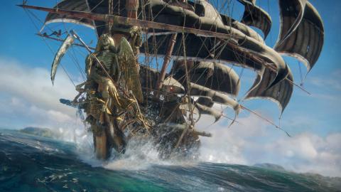 Précommandez Skull & Bones sur PS4 et Xbox One