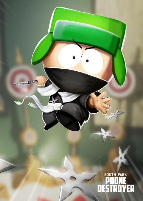 South Park : Phone Destroyer, un nouveau jeu pour iOS et Android - E3 2017