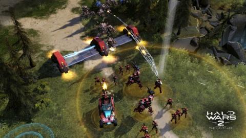 E3 2017 : Halo Wars 2 - Les Floods débarquent dans une extension inédite