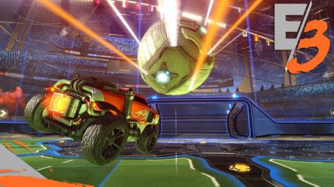 Jaquette de [MàJ] E3 2017 : Nintendo confirme Rocket League sur Switch