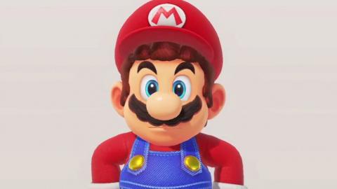 Jaquette de Super Mario Odyssey : Notre plombier change de forme ! - E3 2017