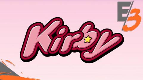 Jaquette de Nintendo annonce un nouveau Kirby sur Nintendo Switch - E3 2017