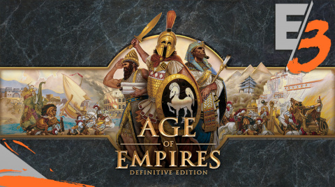 Jaquette de E3 2017 : Age of Empires Definitive Edition nous présente quelques captures d'écran