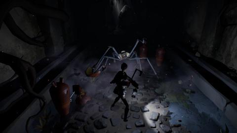 Ashen : un action-RPG envoûtant