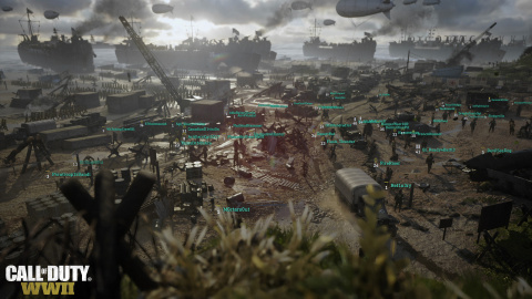 E3 2017 : Call of Duty : World War II - Solo époustouflant, multi déroutant...