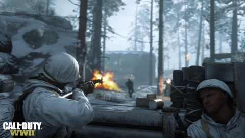E3 2017 : Call of Duty : World War II - Solo époustouflant, multi déroutant...
