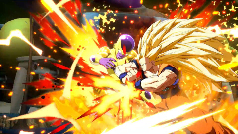 E3 2017 : Dragon Ball FighterZ, la claque avec un grand Z