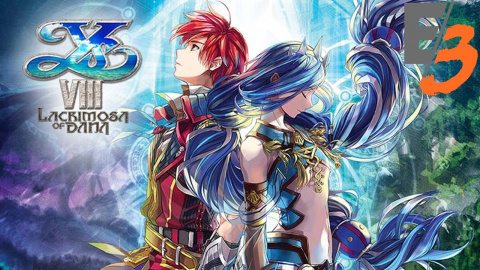 Jaquette de Ys VIII : Lacrimosa of Dana - La version occidentale approche - E3 2017