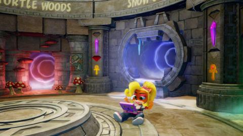 E3 2017 : Coco jouable dans Crash Bandicoot N. Sane Trilogy