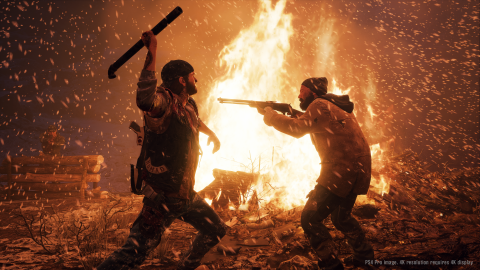E3 2017 : Days Gone, Oregon et Hordes de zombies au menu