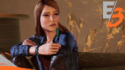 Jaquette de E3 2017 : Life Is Strange Before the Storm - 20 minutes de Gameplay