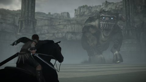 E3 2017 : Shadow of the Colossus revient sur PlayStation 4