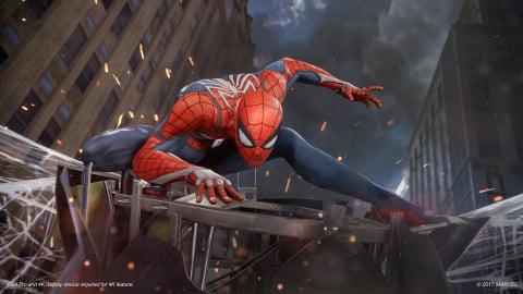Black Friday : Pack PS4 Spider-Man Slim 1To + 2nd manette à 299.99€