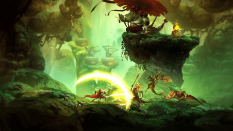 Unruly Heroes arrive enfin sur PlayStation 4