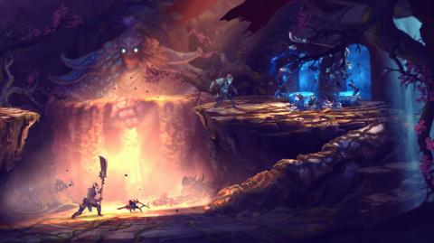 Unruly Heroes : une sortie sur PS4 prévue pour le printemps qui arrivera avec une lourde mise à jour