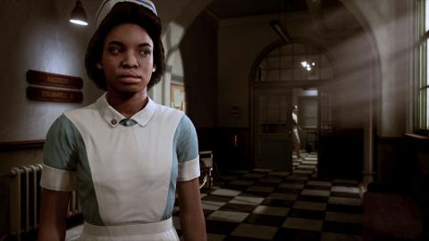 PGW 2017 : The Inpatient - En VR tout le monde vous entend crier