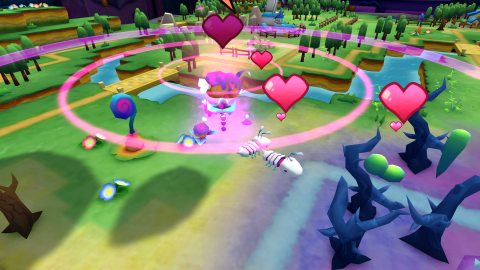 No Heroes Allowed ! VR : Un nouveau jeu stratégie en réalité virtuelle - E3 2017