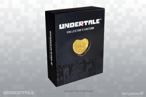 E3 2017 - Undertale : L'édition collector se dévoile