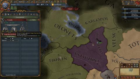Jaquette de Europa Universalis IV : L'empire russe à l'honneur dans le DLC Third Rome
