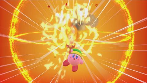 E3 2017 : Kirby fait le plein d'images et nous dévoile ses mécaniques